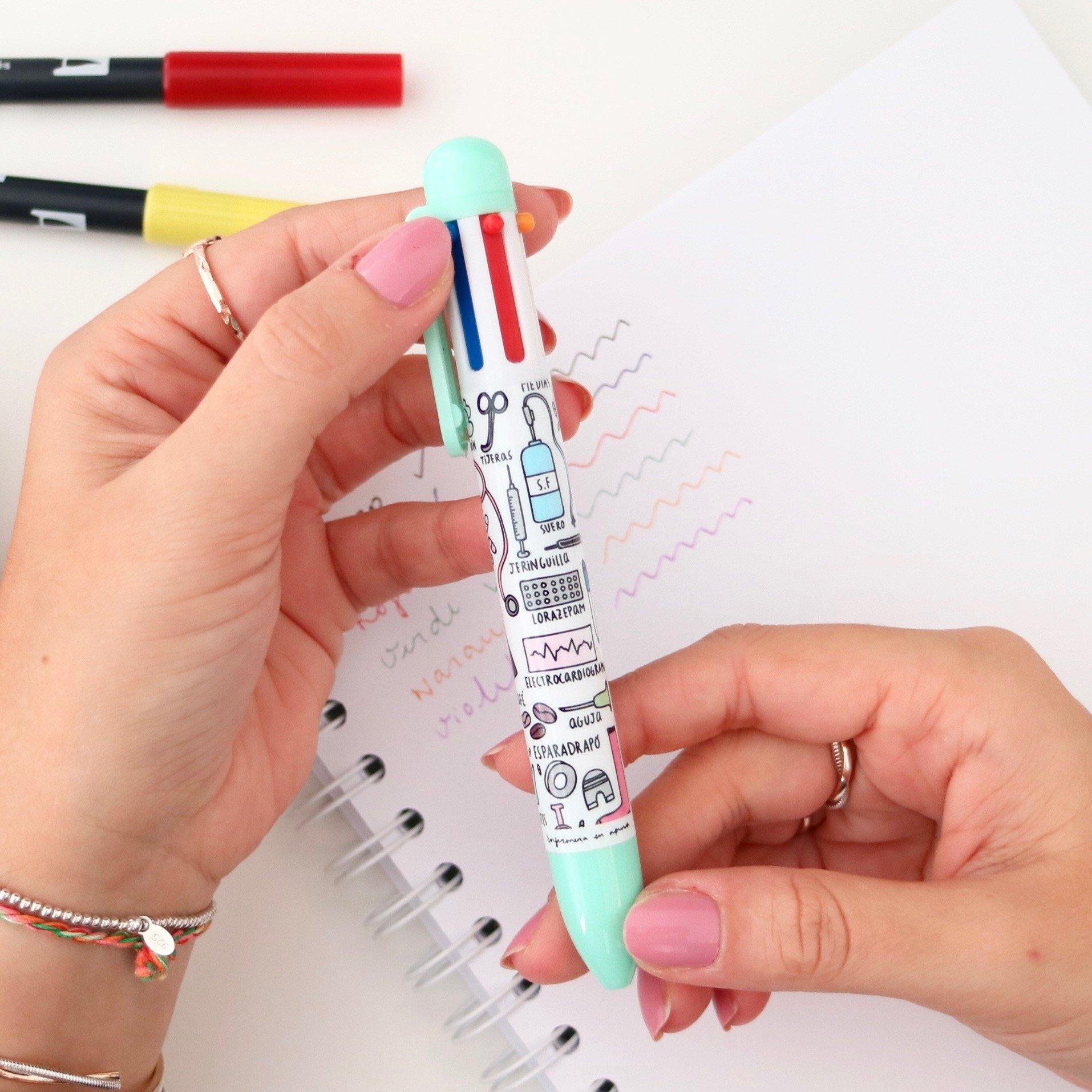 Bolígrafos para profesor@s a medida